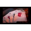 Sinis (Raspberry and Black) kártya, 1 csomag