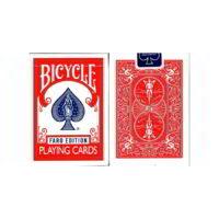 Bicycle Gilded Faro Edition (Red) kártya