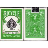Bicycle 808 Rider Back - Green Back kártya (zöld hátlapú), 1 csomag
