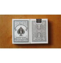 Bicycle 808 Rider Back - Silver Back kártya (ezüst hátlapú), 1 csomag