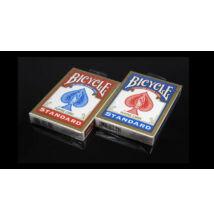 Bicycle 808 Rider Back Standard Gold kártya, 1 csomag