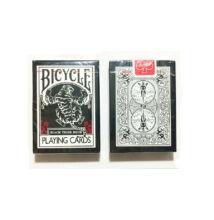 Bicycle Black Tiger Red kártya, 1 csomag