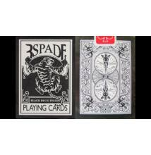 Bicycle Black Tiger Gaff Deck kártya, 1 csomag