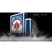 Bicycle GAFF Deck kártya - Kék, 1 csomag