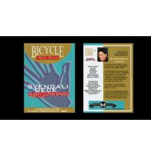 Bicycle Svengali 809 Mandolin Back kártya - piros, 1 csomag