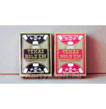 COPAG Texas Hold 'em Gold plasztik póker kártya