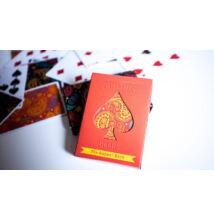 The Dapper Deck kártya by Vanishing Inc - narancs, 1 csomag