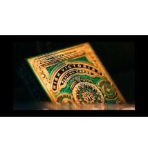 High Victorian kártya (theory11) - Zöld, 1 csomag
