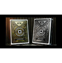 Metallic Deck Set, Limited Edition by Mechanic Industries, dupla csomag