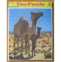 Piatnik puzzle: Állatok / Tevék - 120 db-os