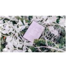 Winter NOC Lavender Dusk (halvány lila) kártya, 1 csomag