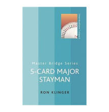 5-Card Major Stayman (Bridzs)