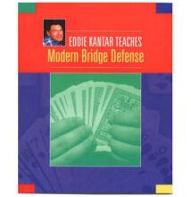 Eddie Kantar Teaches Modern Bridge Defense (Bridzs)