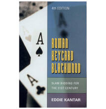 Roman Keycard Blackwood: Slam Bidding for the 21st Century (Bridzs)