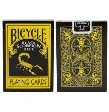 Bicycle Black Scorpion kártya, 1 csomag