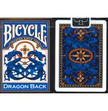 Bicycle Dragon Back kártya, kék hátlappal, 1 csomag
