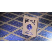 Bicycle Rider Back Cobalt Luxe (MetalLuxe) kártya, 1 csomag