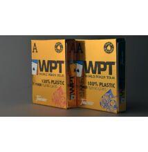 Fournier WPT Gold kártya (100% műanyag), Dupla csomag