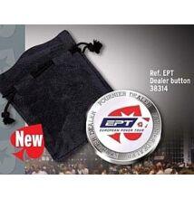 EPT Dealer Button (osztógomb)