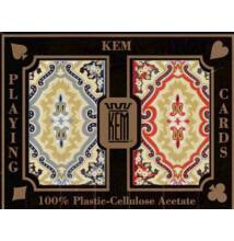 KEM Paisley Bridge, Narrow Standard, 2-pack Set (100% műanyag kártya, dupla csomag)