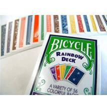 Bicycle Rainbow Deck (Original) kártya, 1 csomag