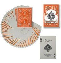 Bicycle 808 Rider Back - Orange Back kártya (narancs hátlapú)