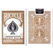 Bicycle 808 Rider Back - Gold Back kártya (arany hátlapú), 1 csomag