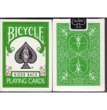 Bicycle 808 Rider Back - Green Back kártya (zöld hátlapú)