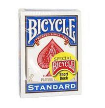 Bicycle Short Deck kártya, kék hátlappal, 1 csomag
