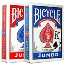 Bicycle 88 Rider Back póker kártya, Jumbo index, dupla csomag