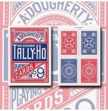 Tally-Ho Gaff Deck kártya, 1 csomag