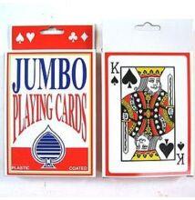 Jumbo Playing Cards, 1 csomag