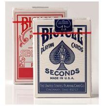 Bicycle Seconds póker kártya, dupla csomag