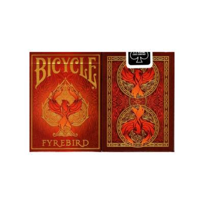 Bicycle Fyrebird kártya