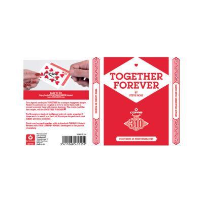 COPAG 310 Together Forever kártya