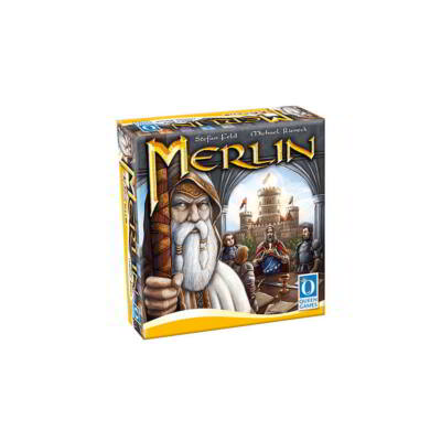 Merlin társasjáték, magyar nyelvű