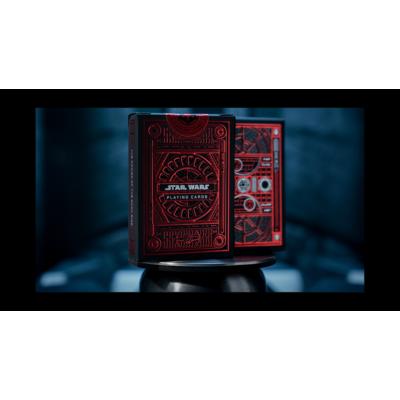 Star Wars Dark Side (Piros) kártya