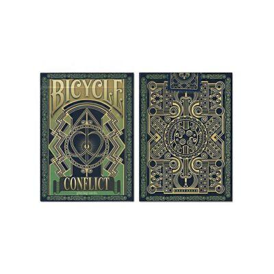 Bicycle Conflict kártya