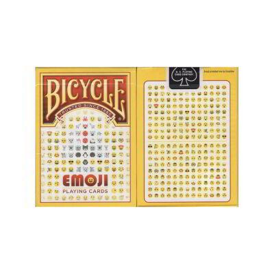 Bicycle Emoji kártya