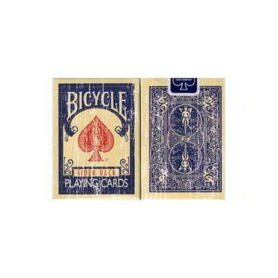 Bicycle Blue Faded kártya, 1 csomag
