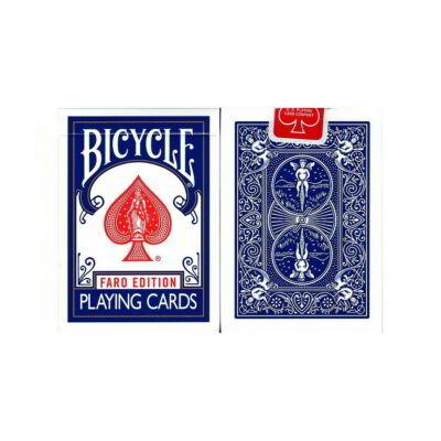 Bicycle Gilded Faro Edition (Blue) kártya