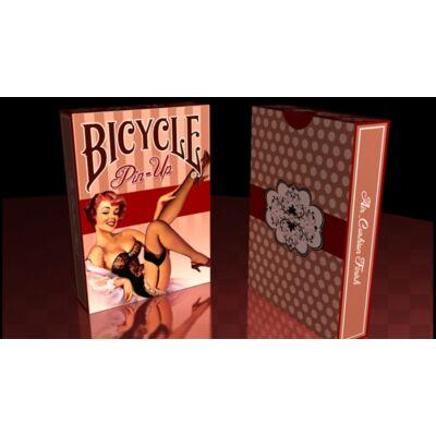 Bicycle Pin-Up kártya