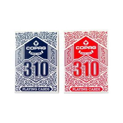 COPAG 310 kártya, dupla csomag