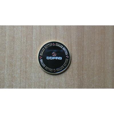 COPAG Dealer Button (osztógomb)