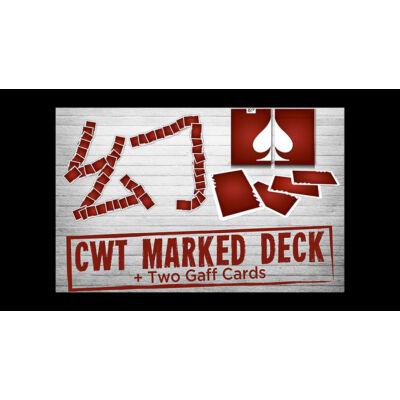CWT Marked Deck (jelölt) kártya