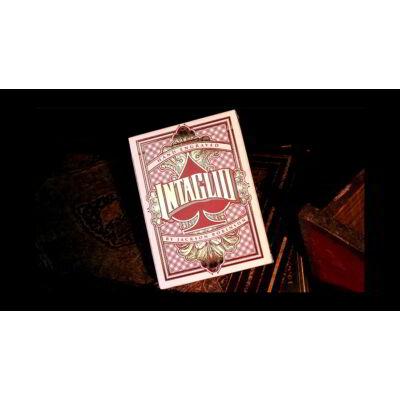 Intaglio Red kártya (by Jackson Robinson)