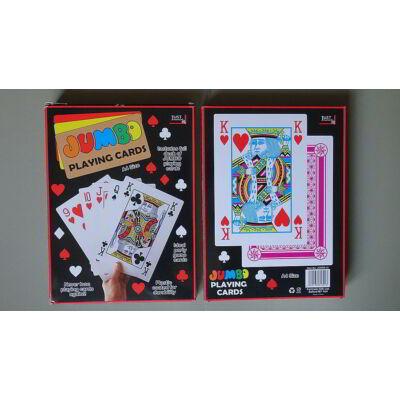 Óriás kártya (A4-es méretű kártyacsomag)