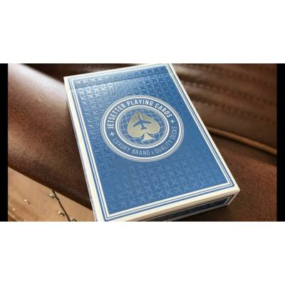 Premier Edition in Altitude Blue Jetsetter kártya