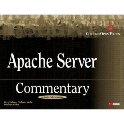 Apache Server Commentary, w/CD-ROM