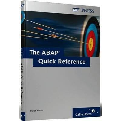 The ABAP Quick Reference